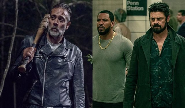 The Boys quiere fichar a Jeffrey Dean Morgan para su 3ª temporada