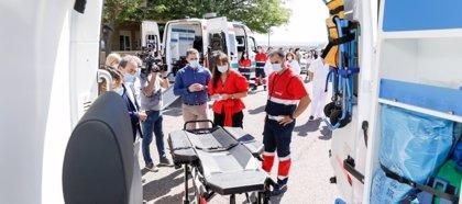 Aragón mejora su transporte sanitario programado con más personal y más vehículos