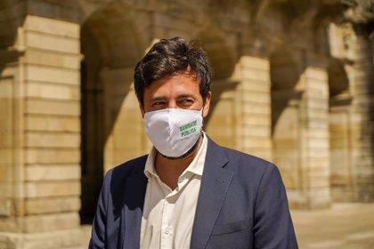 "Gómez-Reino ve ""nervioso"" al PP y asegura que la derrota de Feijóo se mueve en 15.000 votos"