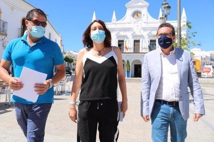 """PP-A: Si Susana Díaz """"no desautoriza"""" la moción de censura en Cartaya (Huelva) """"está permitiendo un soborno"""""""
