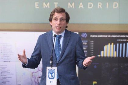 Almeida agradece a alcaldes de Vigo y Valladolid que hablaran con Sánchez sobre la necesidad de usar el superávit