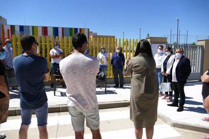 """Picazo cree que cierre de colegio de Torrejón del Rey hace """"especialmente peligroso el hacinamiento"""" en otros centros"""