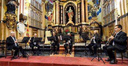 El grupo instrumental de la DPZ ofrece este sábado un concierto virtual con motivo del día de Santa Isabel