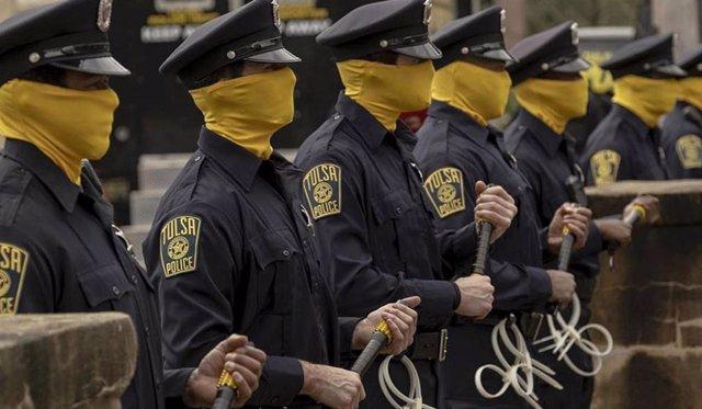 Imagen de Watchmen de HBO