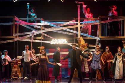 Una obra del IES Navarro Villoslada gana los Premios Buero de Teatro Joven de Coca-Cola
