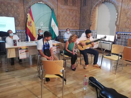 El XIII Circuito Flamenco 'Almería de Peña en Peña' prevé seis actuaciones hasta el 30 de octubre