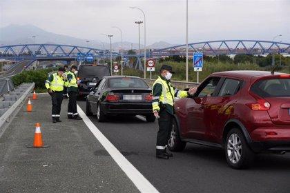 La Operación Salida se estrena con atascos y 2 accidentes en Madrid y Barcelona y otros 2 siniestros en Córdoba y Burgos