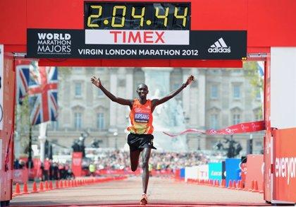 Wilson Kipsang, explusmarquista mundial de maratón, sancionado cuatro años