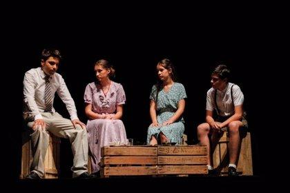 El grupo Heliotropo de la Escuela Municipal de Teatro de Cartagena gana los premios Buero Teatro Joven de Coca-Cola