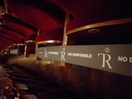 Cvirus.- El Teatro Real, certificado por AENOR frente al Covid-19