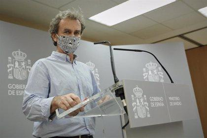 """Sanidad dejará de publicar los datos de COVID-19 en fin de semana por la """"evolución epidemiológica"""""""