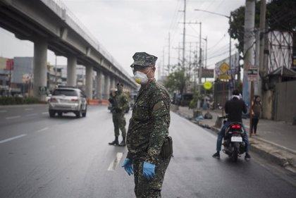 Filipinas confirma un récord diario de más de 1.500 contagios y suma más de 40.000 casos totales