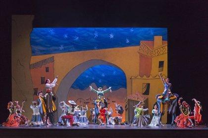 El Ballet Nacional de España comparte en abierto en su canal de YouTube la obra completa 'El sombrero de tres picos'