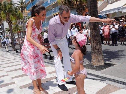 Los Reyes de España visitarán La Rioja el viernes 10 de julio