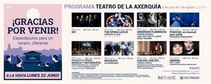 Amaral cuelga el primer 'localidades agotadas' tras la pandemia en el Teatro de la Axerquía de Córdoba