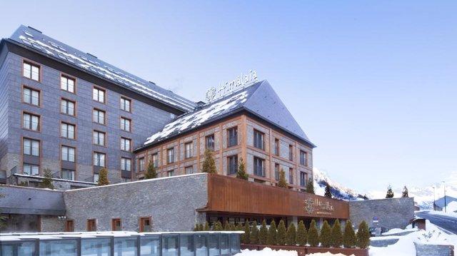 MIM Hotels comprará el Hotel Himalaia de Baqueira.