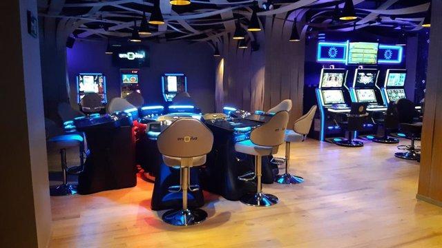 Imagen de recurso de un salón de juego en la calle Cartagena de Madrid