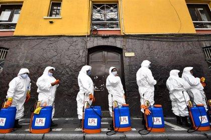 """El Gobierno de Áñez alerta de una inminente fase """"explosiva"""" de la pandemia de coronavirus en Bolivia"""