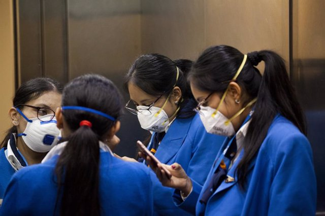 Coronavirus.- Ecuador supera los 60.000 casos de coronavirus y ratifica la emerg