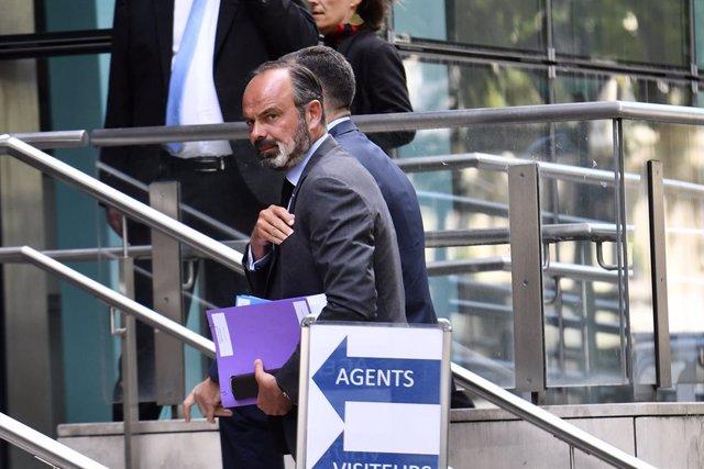 Coronavirus.-La Justicia francesa abrirá una investigación contra Philippe por l