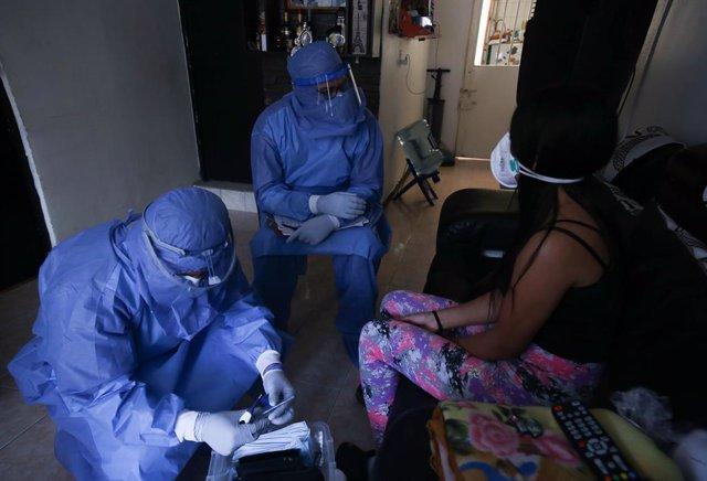 Coronavirus.- Colombia bordea los 4.000 muertos a causa del coronavirus con más
