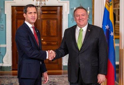 """EEUU reitera su apoyo """"permanente"""" a Guaidó con motivo de la conmemoración de la independencia de Venezuela"""