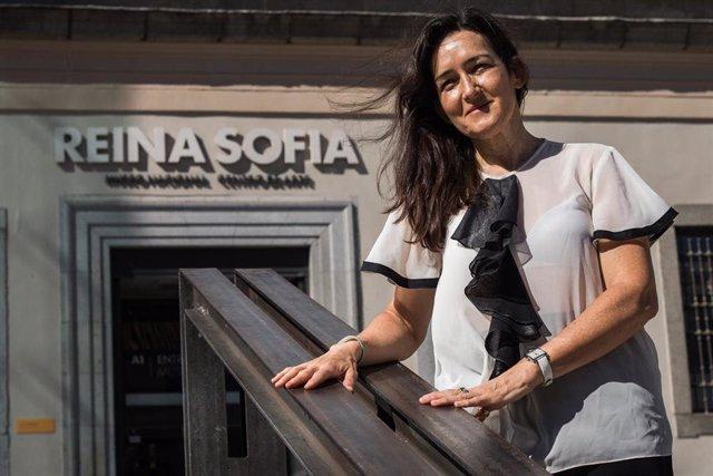 La nueva presidenta del Real Patronato del Reina Sofía y ministra de Cultura durante el mandato de Zapatero, Ángeles González-Sinde, en Madrid (España), a 3 de julio de 2020.