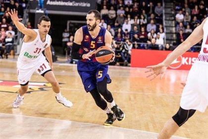 El escolta Pau Ribas abandona el Barça