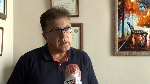 Coordinador De Ecologistas En Acción Extremadura, Ángel García Calle