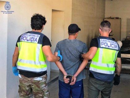 Un detenido en Ibiza por pertenecer a una red de tráfico de personas entre Marruecos y Canarias