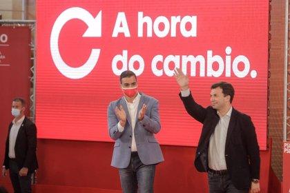 """Gonzalo Caballero erige a Galicia como su """"causa"""" y afirma que será """"díscolo"""" en su defensa"""