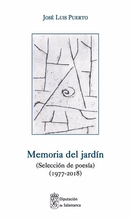 La Diputación de Salamanca publica una edición aumentada de 'Memoria del Jardín'