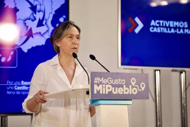 Diputada del PP Ana Guarinos.