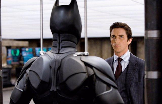 Christian Bale en Batman Begins