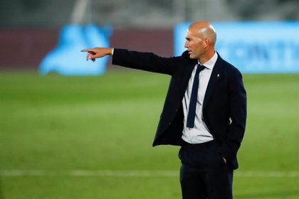 """Zidane: """"Aquí no hay euforia, solo trabajo y compromiso"""""""
