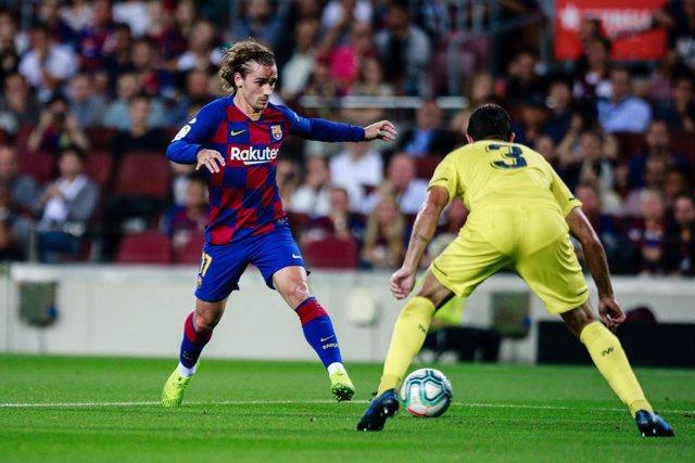 Fútbol/Primera.- Previa del Villarreal CF - FC Barcelona