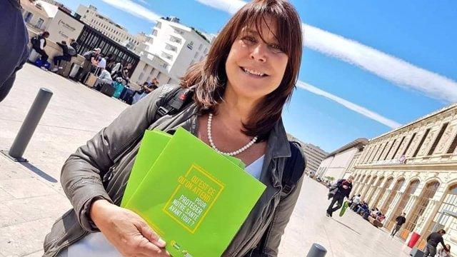 Francia.- Michèle Rubirola pone fin a 25 años de alcaldía conservadora en Marsel