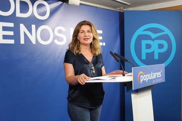 Rosalía Espinosa en una imagen de archivo
