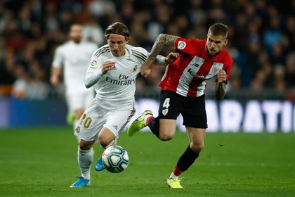 San Mamés, último gran escollo por LaLiga para el Real Madrid