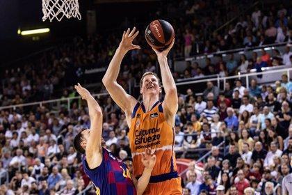 El australiano Brock Motum deja el Valencia Basket