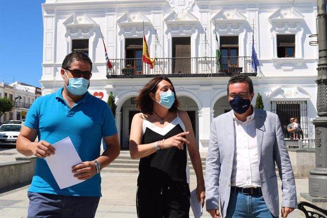 [Comunicación Pp Andaluz] Caso Cartaya: Nota Y Foto Manuel Barroso