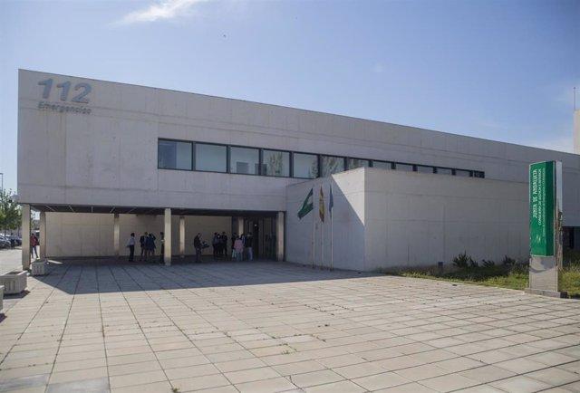 Centro de Coordinación de Emergencias (CECEM) 112 Andalucía. En Sevilla,(Andalucía, España), a 19 de mayo de 2020.