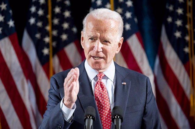 """EEUU.- La campaña de Biden afirma que EEUU """"sufre los costes"""" de tener un presid"""