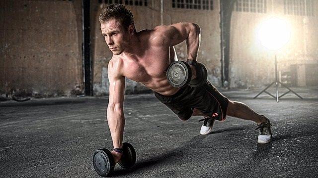 Entrenamiento, cross fit, pesas, musculación, gimnasio, deporte