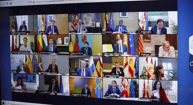 Todos los presidentes autonómicos confirman su presencia en el homenaje de Estad