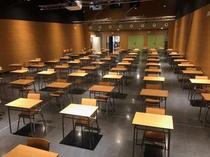 """Los exámenes de la PBAU se desarrollan """"con normalidad"""" en Baleares aunque un alumno los hace aislado """"por prevención"""""""
