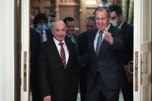 Libia.- Rusia anuncia la próxima reapertura de su Embajada en Libia, con sede pr