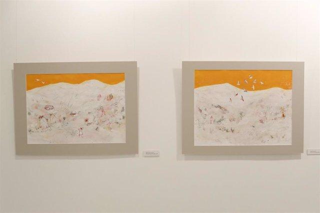Exposición 'Pájaros raíces' de María Moreno