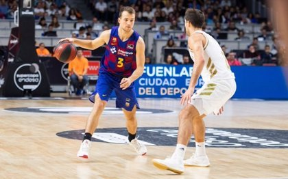 Kevin Pangos deja el Barça