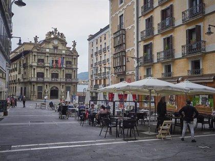 Pamplona, vigilante para tratar de evitar que se produzcan aglomeraciones desde este lunes en los 'no Sanfermines'